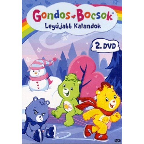 Gondos Bocsok - Legújabb kalandok 2. (DVD)