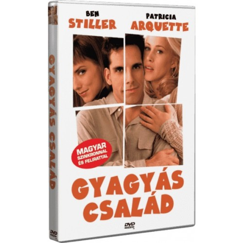 Gyagyás család (DVD)