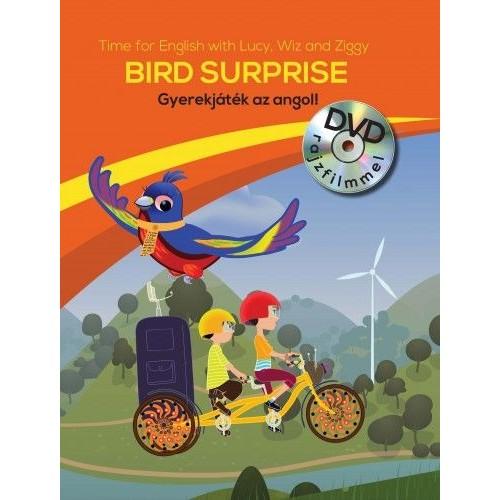 Gyerekjáték az angol! 1. - Bird Surprise - Time for English with Lucy, Wiz and Ziggy