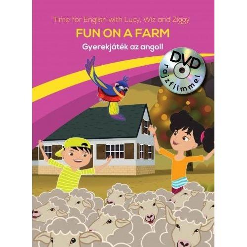 Gyerekjáték az angol! 9. - Fun on a Farm - Time for English with Lucy, Wiz and Ziggy