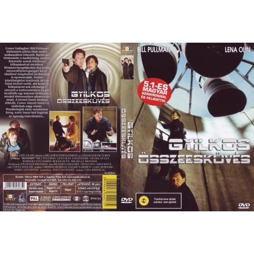 Gyilkos összeesküvés (DVD)