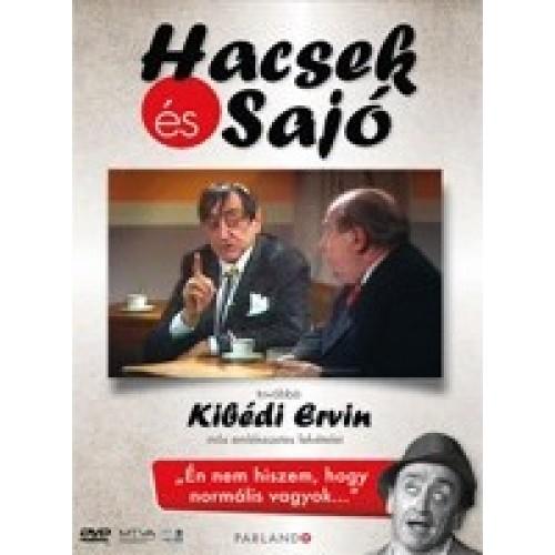 Hacsek és Sajó (DVD), Parlando Stúdió Bt. kiadó, DVD