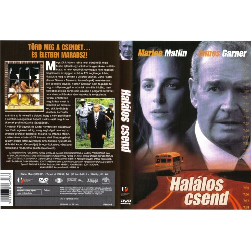 Halálos csend (DVD) *