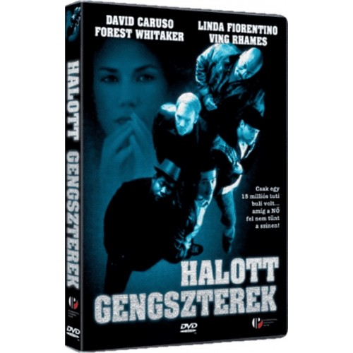 Halott gengszterek (DVD)