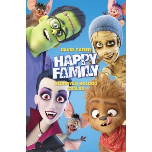 Happy Family - Szörnyen boldog család (Filmkönyv)