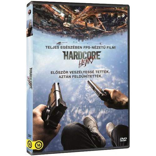 Hardcore Henry (DVD)