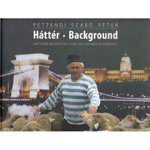Háttér - Background (DVD melléklettel)