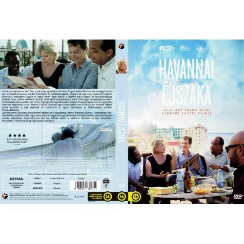Havannai éjszaka (DVD)