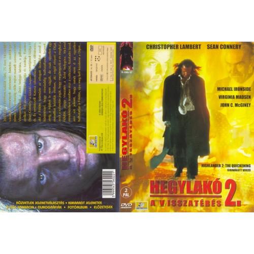 Hegylakó 2. A visszatérés (DVD) *
