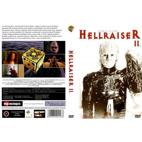 Hellbound - Hellraiser 2. (DVD) *