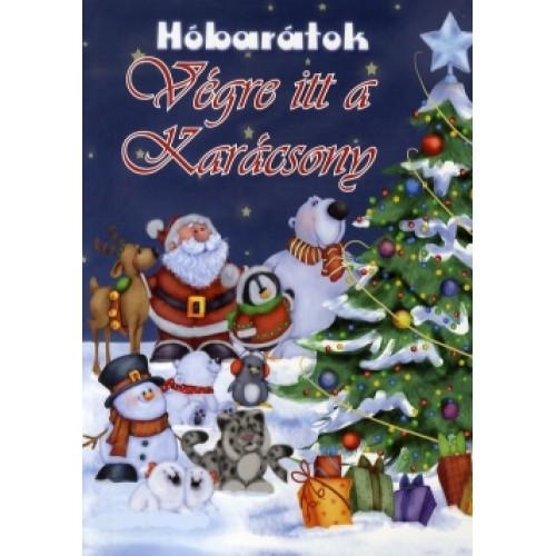 Hóbarátok - Végre itt a Karácsony