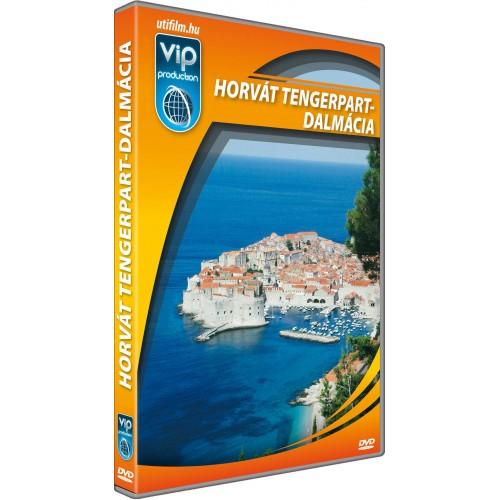 Horvát tengerpart - Dalmácia - Útifilmek nemcsak utazóknak (DVD)