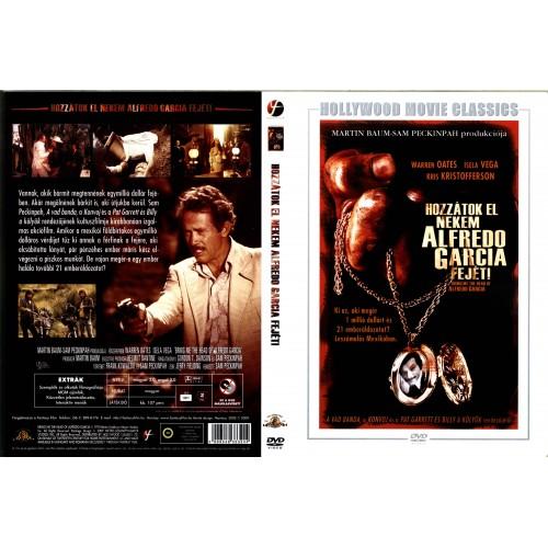 Hozzátok el nekem Alfredo Garcia fejét (DVD)