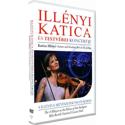 Illényi Katica és testvérei koncertje (DVD)