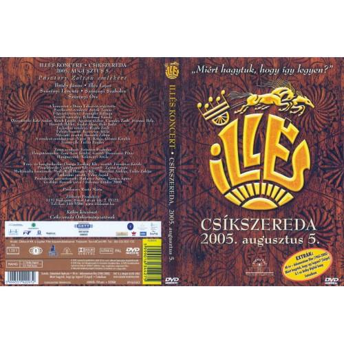 Illés koncert - Csíkszereda (DVD)