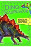 Iskolai naptár - Dinoszauruszok (spirálozott)