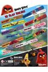 Játék - Angry Birds - Csattintós karkötő és vonalzó egyben
