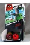 Játék - Angry Birds - Kabala figurák mobiltelefonos jack dugóval - 30 db egy dobozban