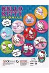 Játék - Hello Kitty - Tömör pattogó labda