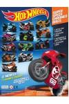 Játék - Hot Wheels - 24 db Mini versenymotor matricákkal, dobozban