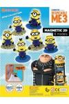 Játék - Minions (Minyonok) - Figurák mágnessel