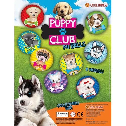 Játék - Puppy Club (Kölyökkutya) - Tömör pattogó labda