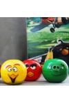 Játék - Angry Birds - Csattintós karkötő és vonalzó egyben - 30 db egy dobozban