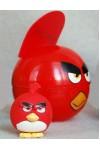 Játék - Angry Birds -  Katapult - 30 db egy dobozban