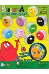 Játék - Barbapapa - Világítós jojó - 30 db egy dobozban