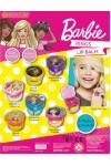 Játék - Barbie - Gyümölcsízű ajakfény gyűrűbe rejtve - 30 db egy dobozban
