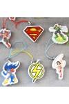 Játék - Super Friends (DC Szuperhősök) - Radír függesztőzsinórral