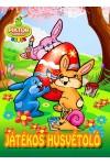 Játékos húsvétoló (Piktor - színező)