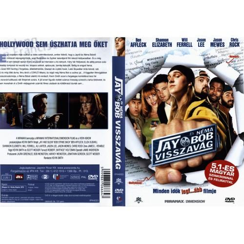 Jay és néma Bob visszavág (DVD)