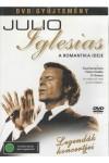 Julio Iglesias - A romantika ideje (Legendák koncertjei) (DVD)