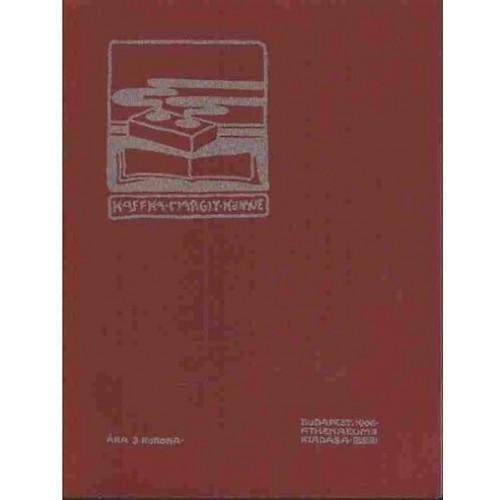 Kaffka Margit könyve