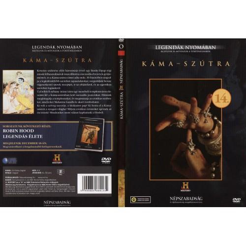 Káma-szútra - Legendák nyomában 14. (DVD)
