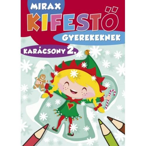 Mirax kifestő gyerekeknek – Karácsony 2.