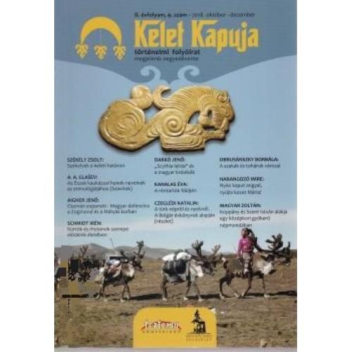 Kelet Kapuja II/4 (Történelmi folyóirat)