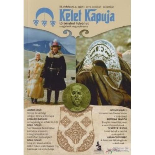 Kelet Kapuja III/4 (Történelmi folyóirat)