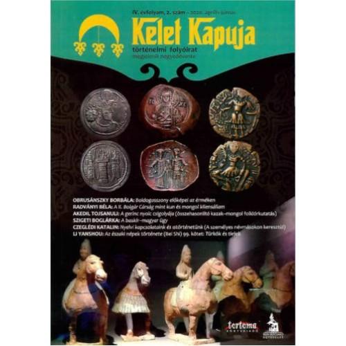 Kelet Kapuja IV/2 2020 április-június (Történelmi folyóirat)