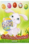 Kellemes húsvétot! (kifestő)