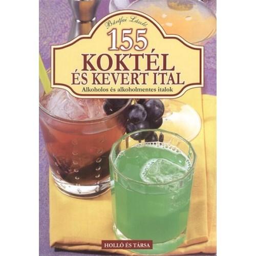 155 koktél és kevert ital