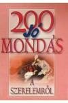 200 jó mondás a szerelemről, Anno kiadó, Család és párkapcsolat
