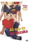 40 nap és 40 éjszaka (DVD)
