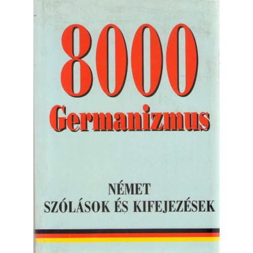 8000 germanizmus