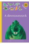 A dinoszauruszok - Kis felfedező matricás album - 60 matricával