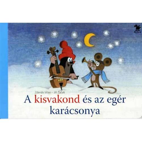 A kisvakond és az egér karácsonya (lapozó), Móra kiadó, Gyermek- és ifjúsági könyvek