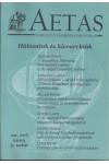 Aetas Történettudományi folyóirat 2005/3