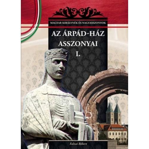 Magyar királynék és nagyasszonyok sorozat első 8 kötete egy csomagban