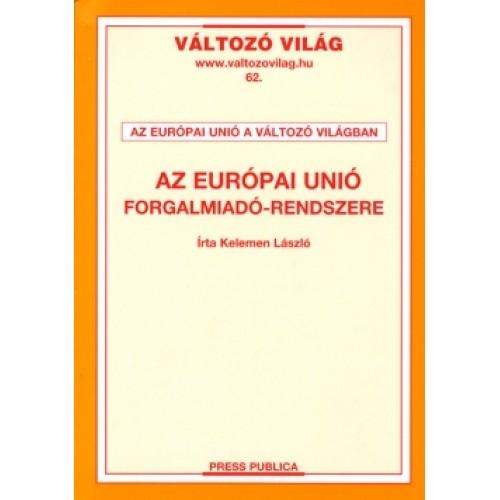 Az Európai Unió forgalmiadó-rendszere (Változó világ 62.)